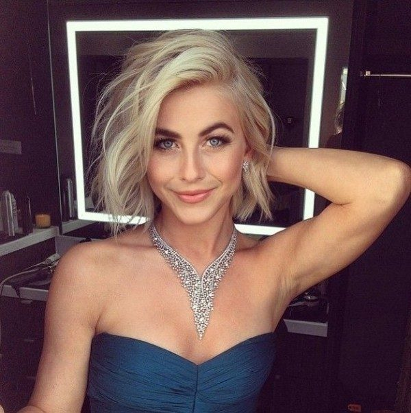 blonde-and-pastels-13 80+ Marvelous Color Ideas for Women with Short Hair