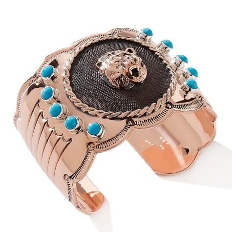 c-chaco-canyon-turquoise-bear-head-copper-cuff-bracelet-d-2012021716104277162601-475x475 75 Most Healthy Medical Accessories And Bracelets