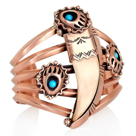 chaco-canyon-bear-paw-copper-and-silver-cuff-bracelet-d-20120613104604553181184-475x475 75 Most Healthy Medical Accessories And Bracelets