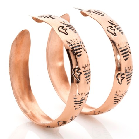 chaco-canyon-hand-stamped-copper-hoop-earrings-d-00010101000000242791-475x475 75 Most Healthy Medical Accessories And Bracelets for 2017