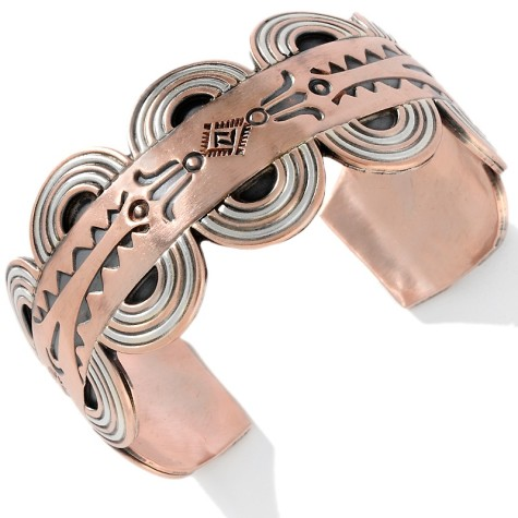 chaco-canyon-southwest-copper-and-sterling-silver-wire-d-2011102717055235150186-475x475 75 Most Healthy Medical Accessories And Bracelets for 2017