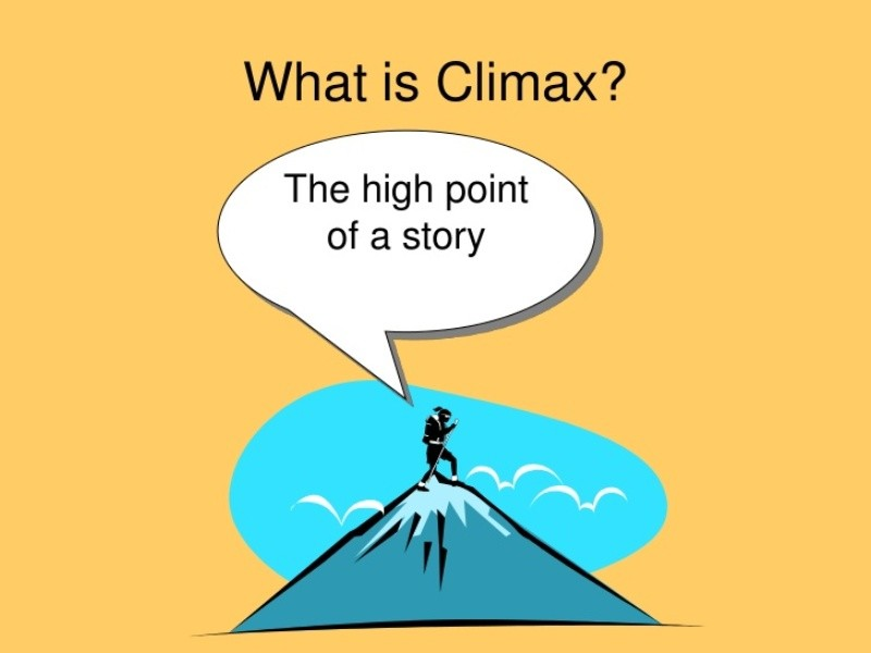 climax How to Create Stories That Sell Products