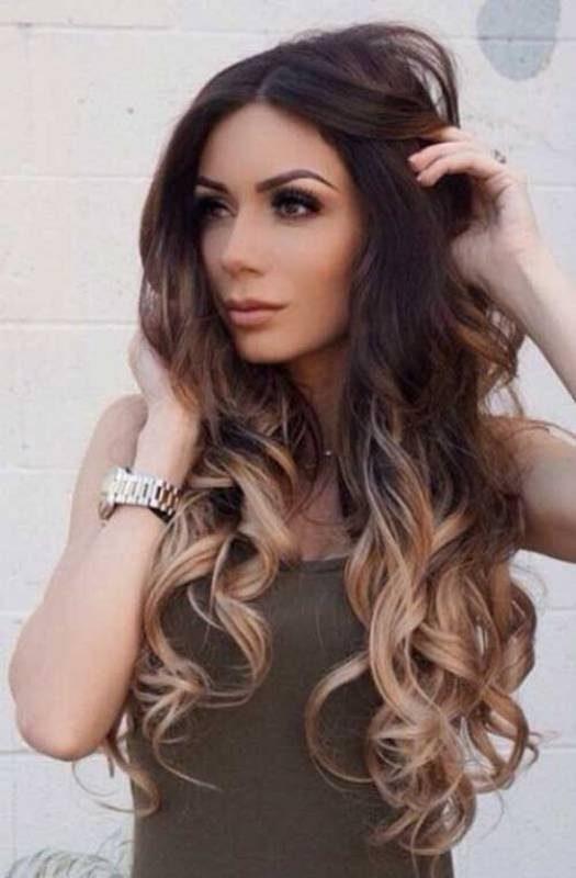 dark-brown-1 33 Fabulous Spring & Summer Hair Colors for Women 2020