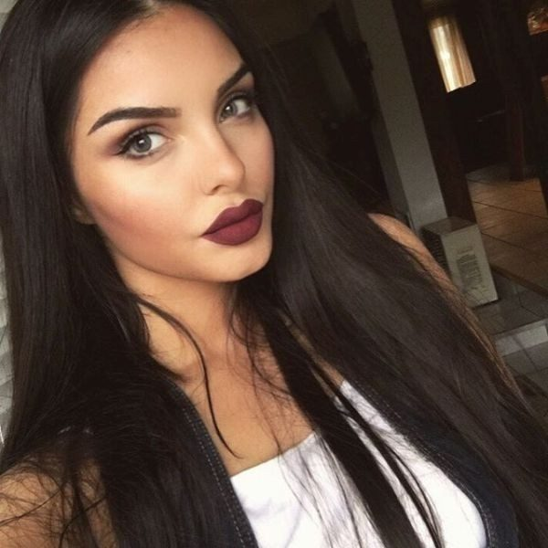 dark-brown-17 33 Fabulous Spring & Summer Hair Colors for Women 2020