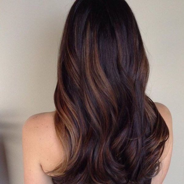 dark-brown-18 33 Fabulous Spring & Summer Hair Colors for Women 2018