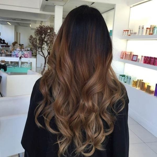 dark-brown-19 33 Fabulous Spring & Summer Hair Colors for Women 2018