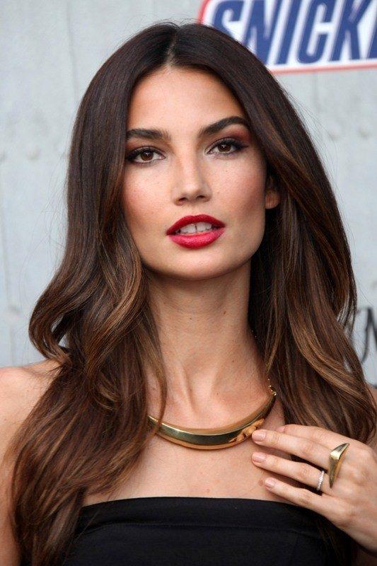 dark-brown-3 33 Fabulous Spring & Summer Hair Colors for Women 2022