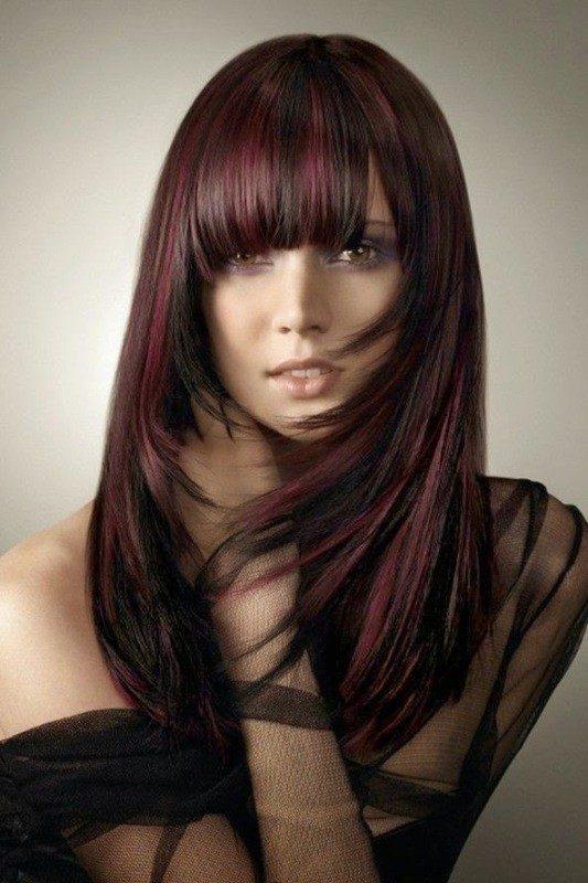 dark-brown-5 33 Fabulous Spring & Summer Hair Colors for Women 2022