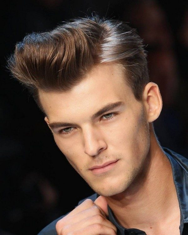 dark-hair-colors-10 50+ Hottest Hair Color Ideas for Men in 2019