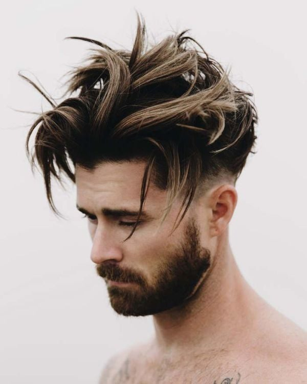 dark-hair-colors-11 50+ Hottest Hair Color Ideas for Men in 2019