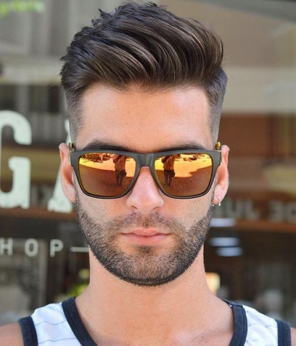 dark-hair-colors-13 50+ Hottest Hair Color Ideas for Men in 2019