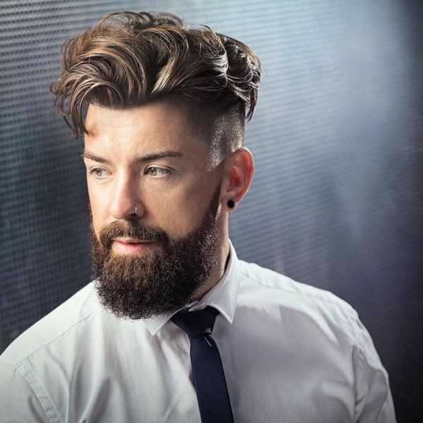 dark-hair-colors-17 50+ Hottest Hair Color Ideas for Men in 2019