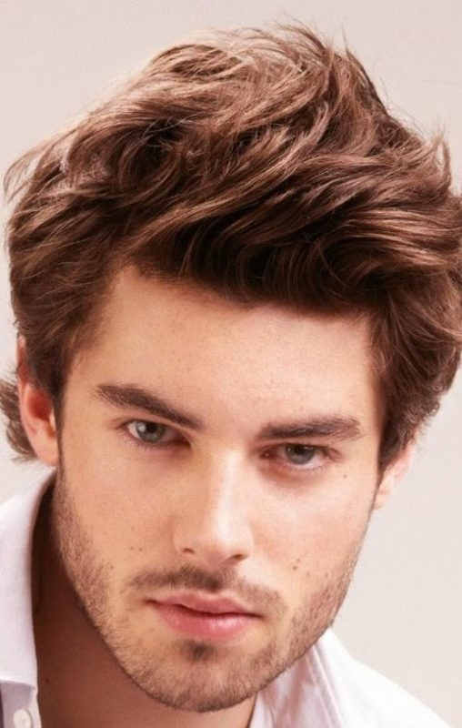 dark-hair-colors-2 50+ Hottest Hair Color Ideas for Men in 2017