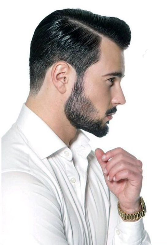 dark-hair-colors 50+ Hottest Hair Color Ideas for Men in 2019