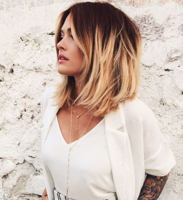 dark-roots-15 80+ Marvelous Color Ideas for Women with Short Hair in 2018