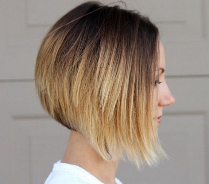 dark-roots-19 80+ Marvelous Color Ideas for Women with Short Hair in 2018