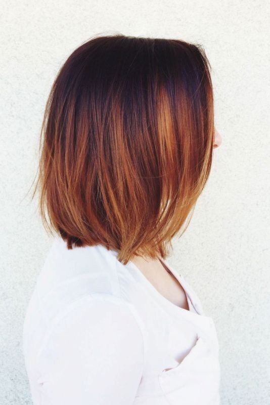 dark-roots-6-1 80+ Marvelous Color Ideas for Women with Short Hair in 2018