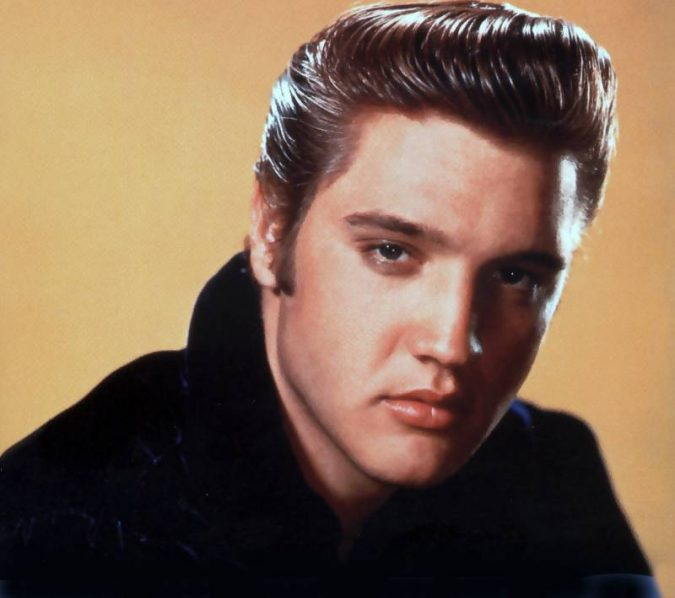 elvis-presley-675x598 35 Stellar Men's Hairstyles for Spring and Summer 2018