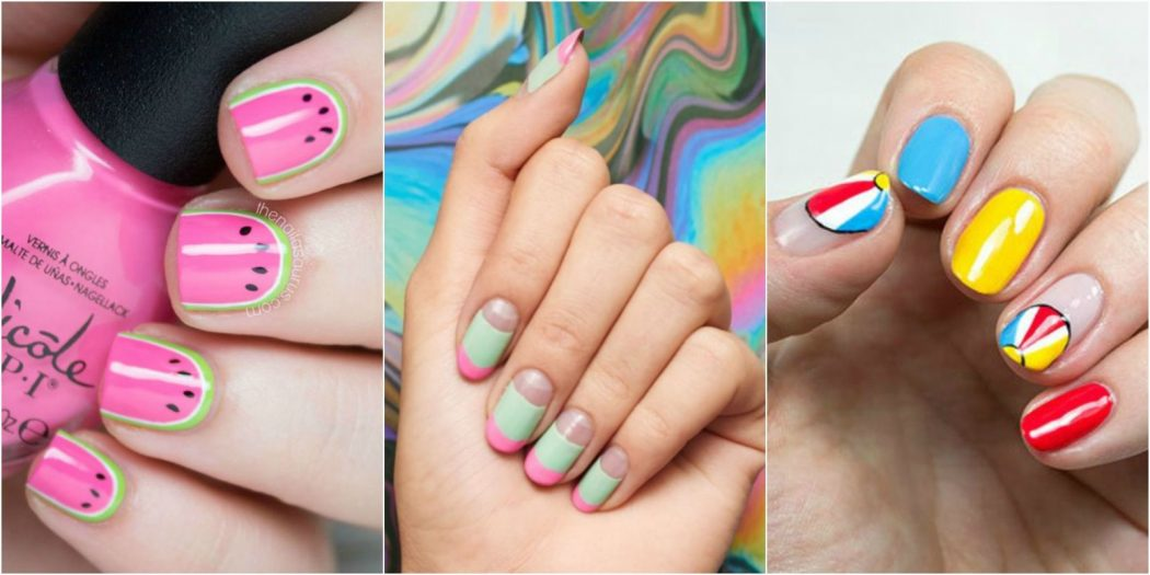 gallery-1458767417-summer-nail-art-ideas-2016-index 125 years of Fingernails Trends Development