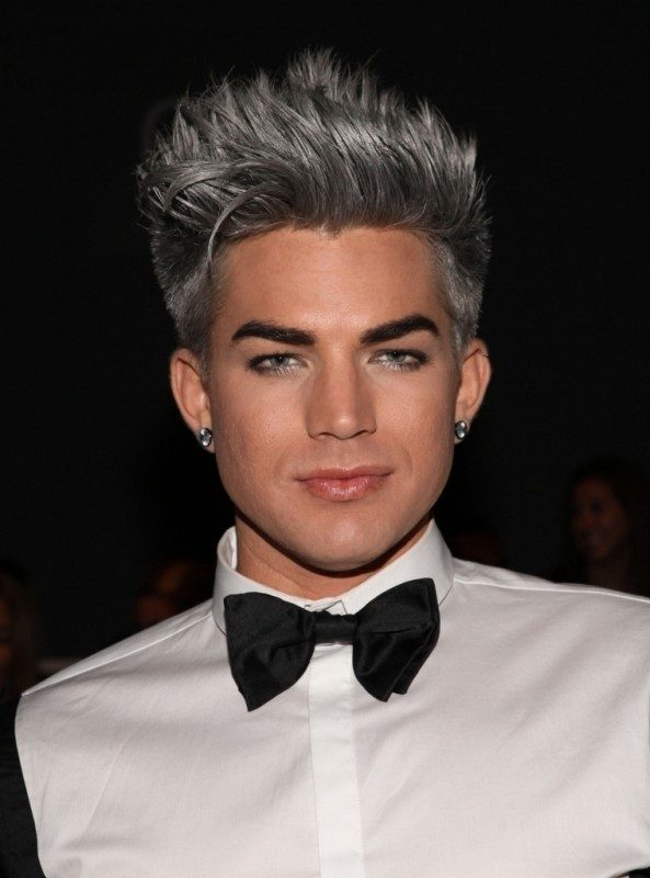 gray-3 50+ Hottest Hair Color Ideas for Men in 2018