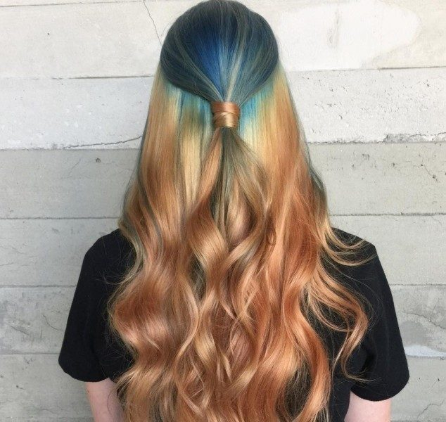 hair-colors-2017-22 33 Fabulous Spring & Summer Hair Colors for Women 2018