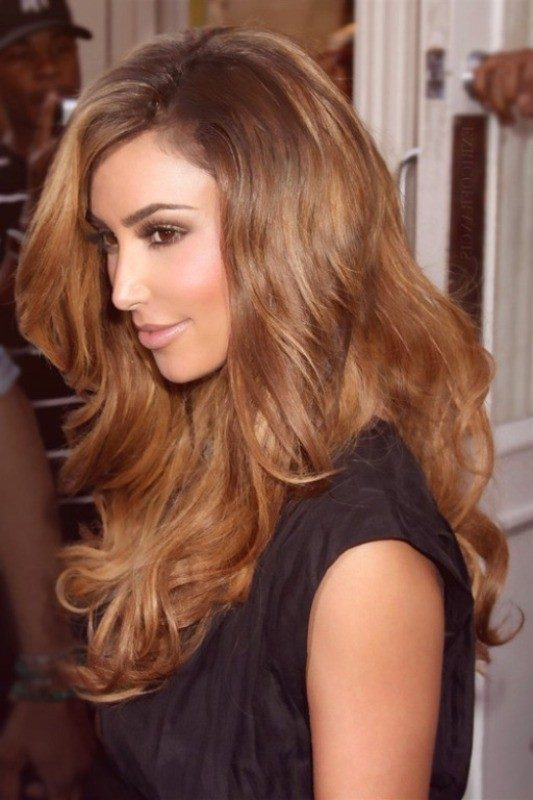 hair-colors-2017-6 33 Fabulous Spring & Summer Hair Colors for Women 2022