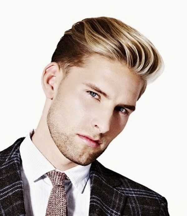 highlights-10 50+ Hottest Hair Color Ideas for Men in 2019