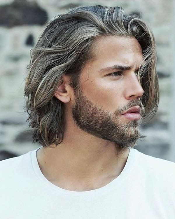 highlights-6-1 50+ Hottest Hair Color Ideas for Men in 2020