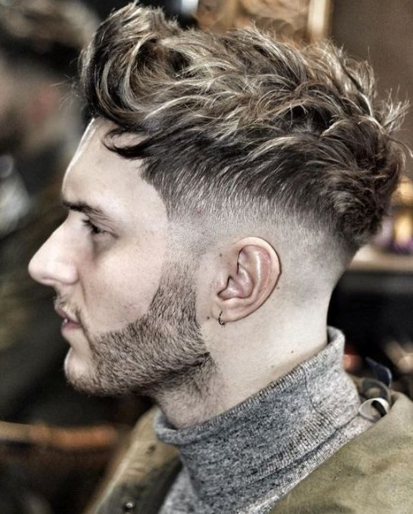 highlights-7-1 50+ Hottest Hair Color Ideas for Men in 2019