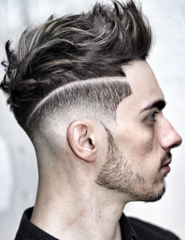 highlights-8-1 50+ Hottest Hair Color Ideas for Men in 2020