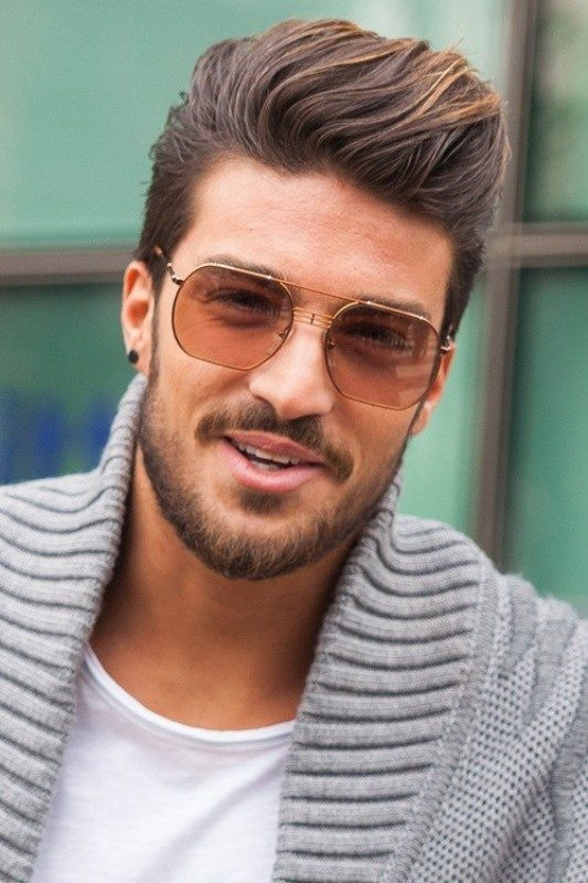 highlights-8 50+ Hottest Hair Color Ideas for Men in 2019