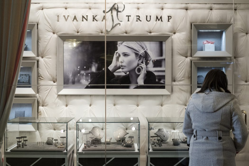 ivanka-trump-brand-gettyimages-634570868 10 Strangest Ivanka Trump's Brand Facts