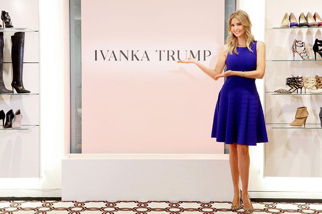 ivanka-trump-brand 10 Strangest Ivanka Trump's Brand Facts