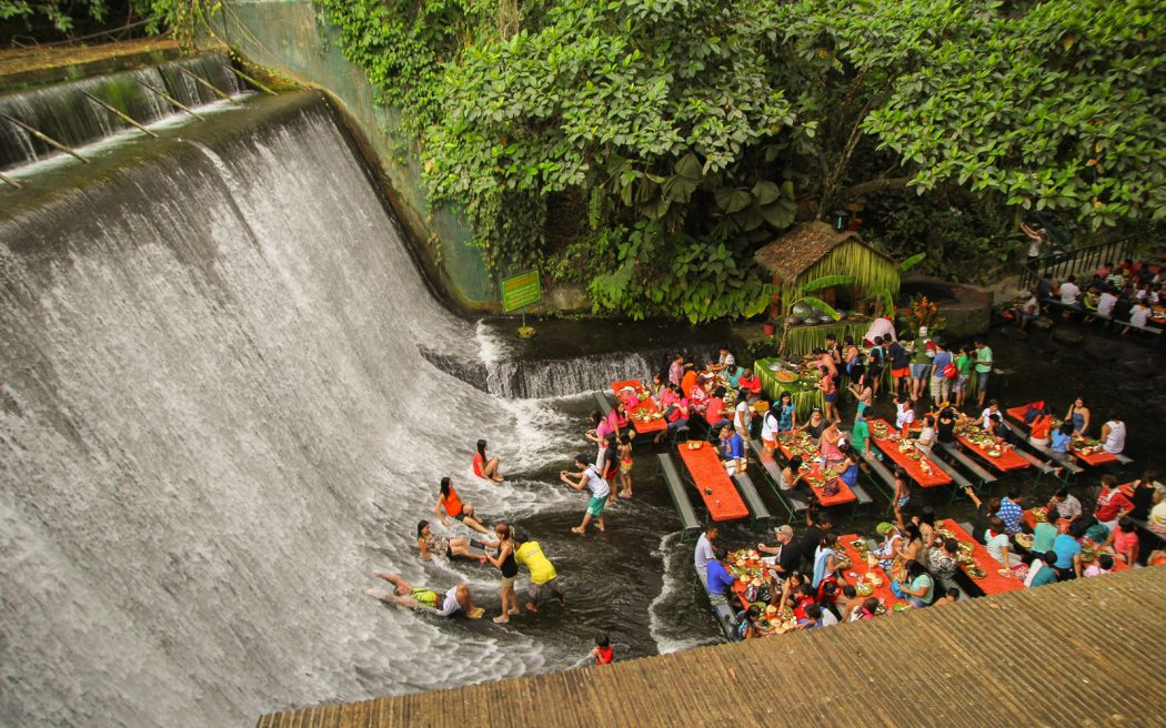 labassin-waterfall-restaurant-ph0616 10 Most Unusual Restaurants in The World 2018