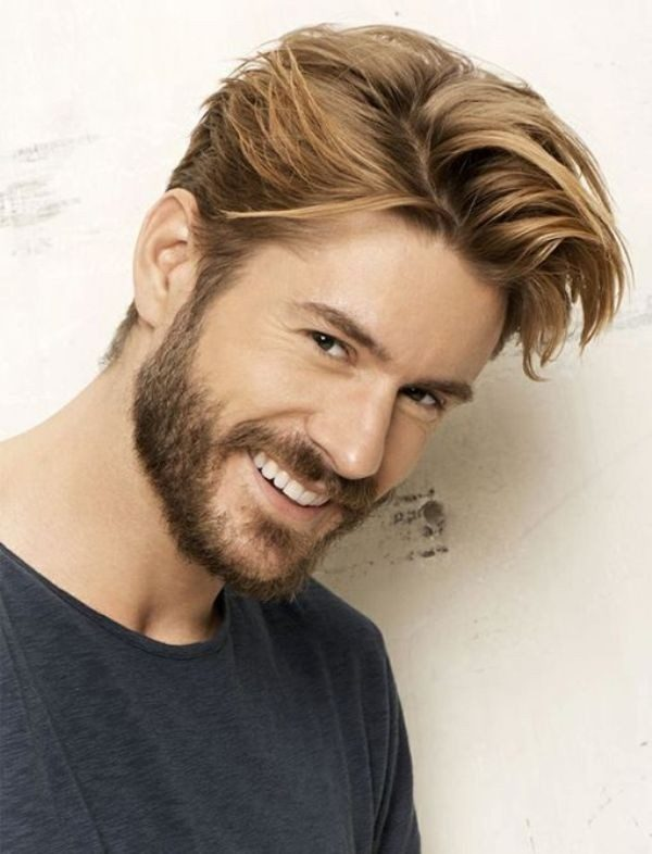 light-hair-colors-12 50+ Hottest Hair Color Ideas for Men in 2020