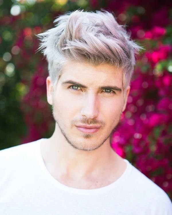 light-hair-colors-13 50+ Hottest Hair Color Ideas for Men in 2019