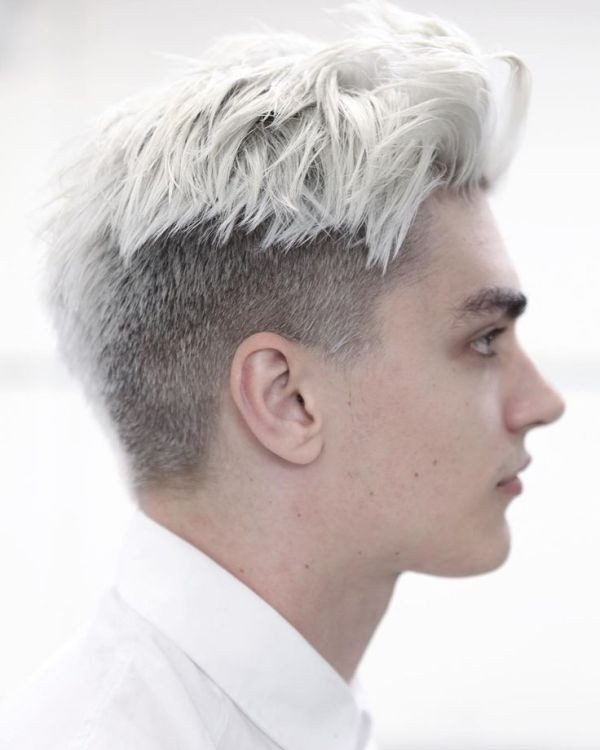 light-hair-colors-14 50+ Hottest Hair Color Ideas for Men in 2019