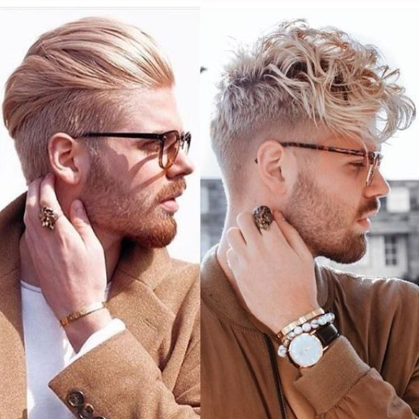 light-hair-colors-17 50+ Hottest Hair Color Ideas for Men in 2020