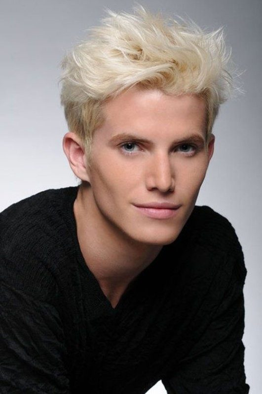 light-hair-colors-3 50+ Hottest Hair Color Ideas for Men in 2020
