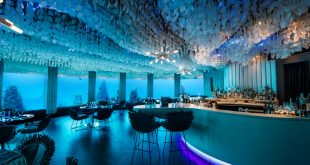 10 Most Unusual Restaurants in The World 2018