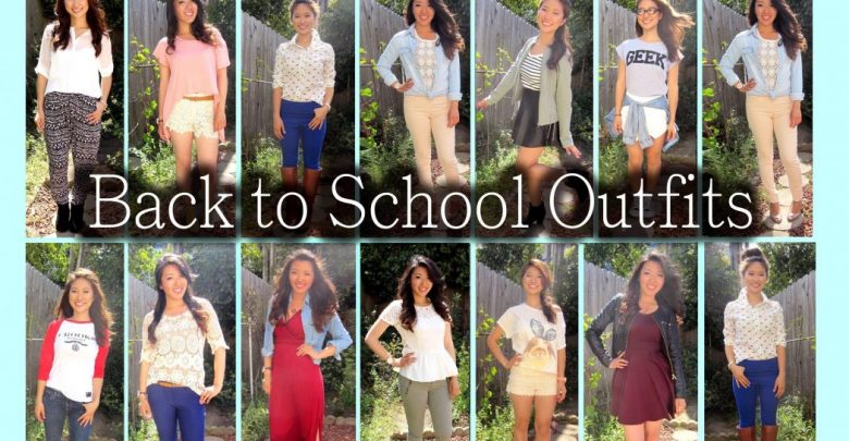 Photo of 6 Stylish Fall Outfits for School