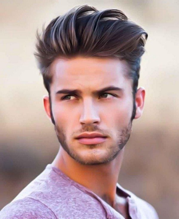 modern-pompadour 35 Stellar Men's Hairstyles for Spring and Summer 2017