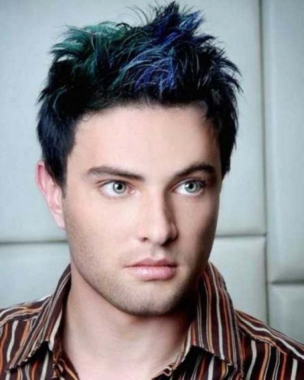 multiple-colors-3 50+ Hottest Hair Color Ideas for Men in 2020