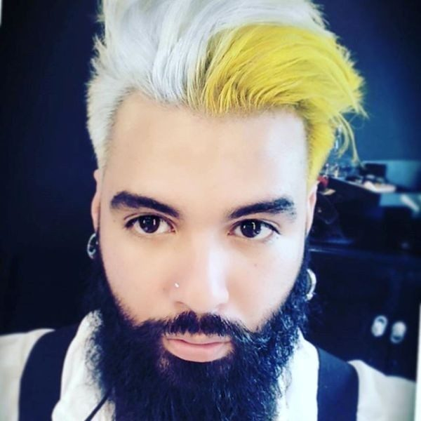 multiple-colors-5 50+ Hottest Hair Color Ideas for Men in 2019