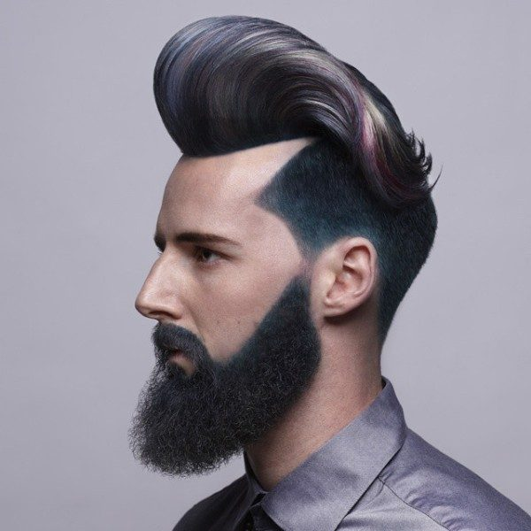 multiple-colors-6 50+ Hottest Hair Color Ideas for Men in 2020