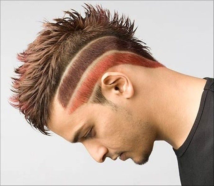 multiple-colors-8 50+ Hottest Hair Color Ideas for Men in 2019