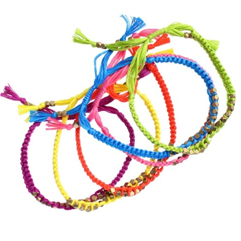 neon-friendship-bracelets2-475x475 75 Most Healthy Medical Accessories And Bracelets