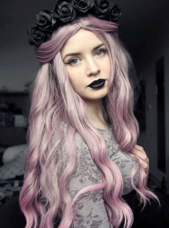 pastel-hair-colors-10 33 Fabulous Spring & Summer Hair Colors for Women 2022