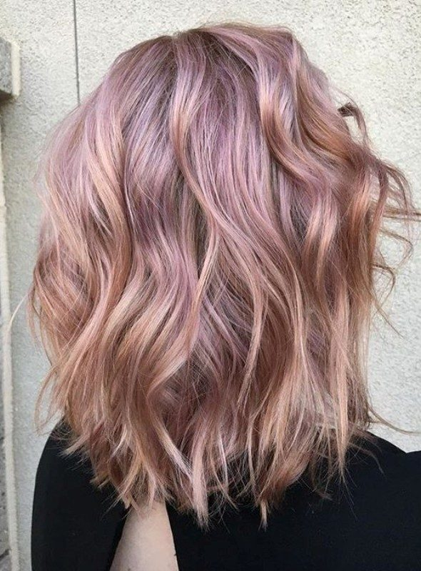 pastel-hair-colors-11 33 Fabulous Spring & Summer Hair Colors for Women 2022