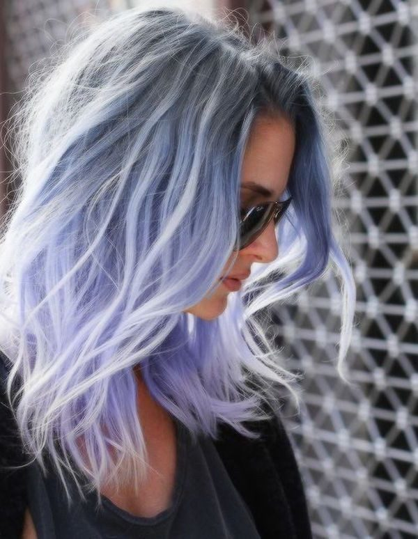 pastel-hair-colors-12 33 Fabulous Spring & Summer Hair Colors for Women 2022